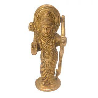 Classic Rama Handicraft Idol Symbolises Dharma by Bharat Haat BH05707