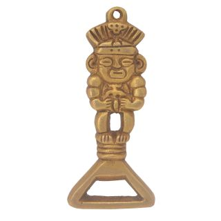 Auspicious & Classic Handicraft Man Face Bottle Opener by Bharat Haat BH05712