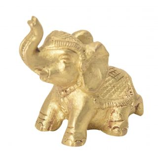 Classic & Decorative Elephant Handicraft by Bharat Haat BH05731