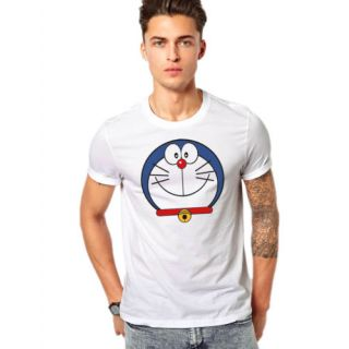 Doraemon Hungama Cartoon Animal FanArt Premium Quality Casual T-shirts