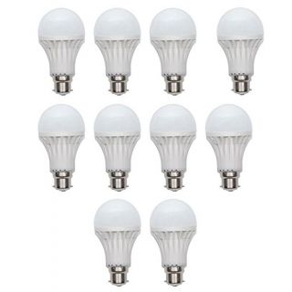 5w led bulb set of 10
