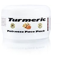 Ayurvedic Skin Brightening Turmeric Face Pack@PS