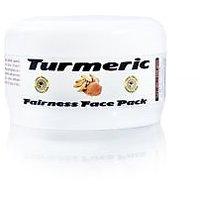 Ayurvedic Skin Brightening Turmeric Face Pack@PS