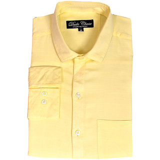Casual Slim Fit Cotton Shirt by Dude Chase