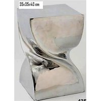 Aluminum Side Stool Twist