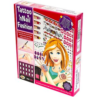 TATTOO  NAIL FASHION .EKTA