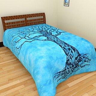 Narsinh premium single printed bedsheet