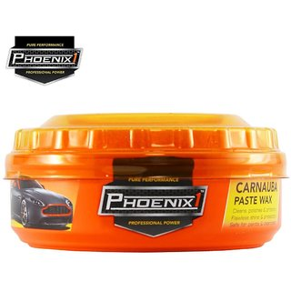 Phoenix1 Professional Power Car Bike Carnauba Paste Wax  230g