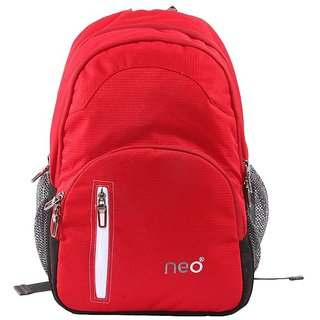 Neo Cosmos Red Backpack (28 Liters)