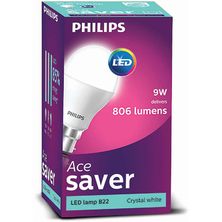 Philips 9 W LED Bulb