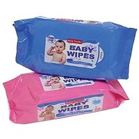 Baby Tender Wipes 80 Pcs Buy 1 Get 1 Free