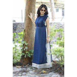 KM Appreals store Indogo Dress