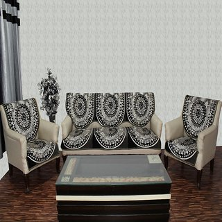 Satroop sofa panel Mayur black