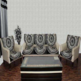 Satroop sofa panel Mayur black