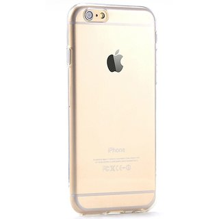 Apple iPhone 6/6S PremiumTransparent Back Cover