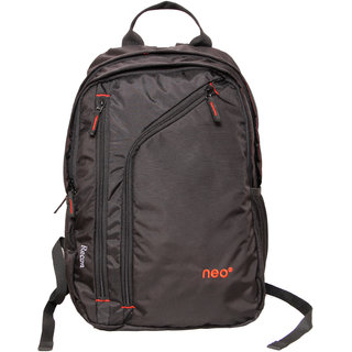 Neo Recon Black Backpack