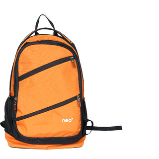 Neo Dart Orange Backpack