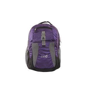 Neo Clipper Purple Backpack