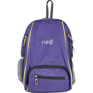 Neo Junior Purple Backpack