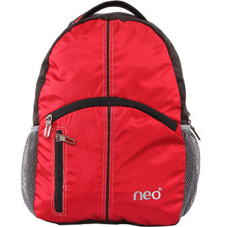 Neo Max Red Backpack