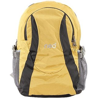 Neo Vault Yellow Backpack