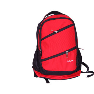 Neo Dart Red Backpack