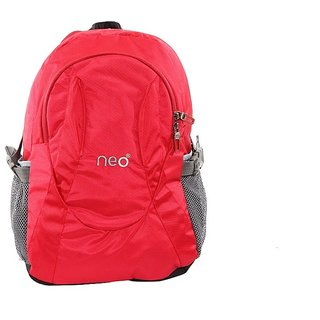 Neo Vault Red Backpack