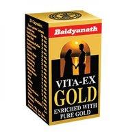 Baidyanath Vita Ex Gold 20 Capsules, Combo Pack Of 3 - 3351076