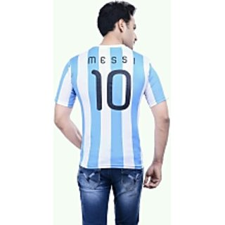 Messi Argentina football Jersey for men
