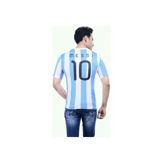 Messi Argentina Jersey ( 38 inches )