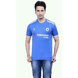 Blue color CHELSE football club Jersey
