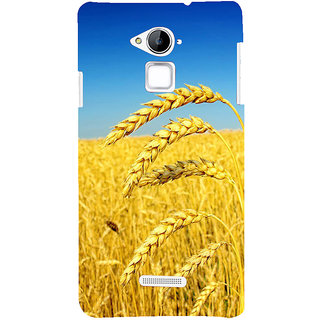 ifasho Rice grown in rice field Back Case Cover for Coolpad Note 3
