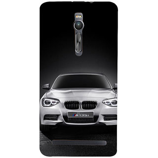 ifasho Cool Car Back Case Cover for Asus Zenfone2