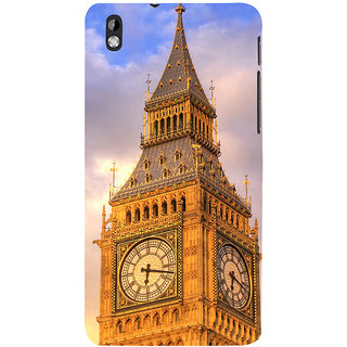 ifasho Historic Place Back Case Cover for HTC Desire 816