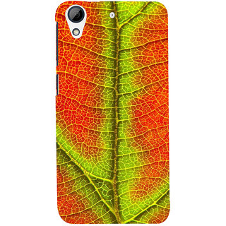 ifasho Leaf Back Case Cover for HTC Desire 626