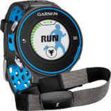 Garmin Forerunner Enabled Fitness Watch With Touch Screen Heart Rate Monitor