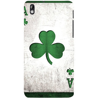 ifasho Cardiogram in Lines of heart Back Case Cover for HTC Desire 816