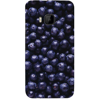 ifasho grapes pattern Back Case Cover for HTC One M9