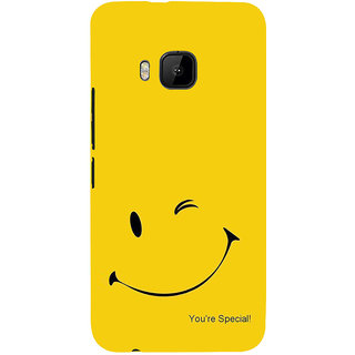 ifasho You are special Back Case Cover for HTC One M9