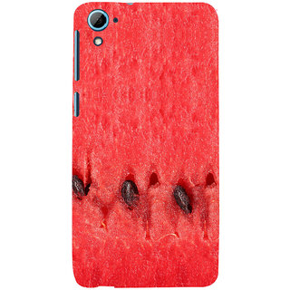 ifasho water melon full Colour Pattern Back Case Cover for HTC Desire 826