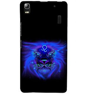 ifasho zodiac sign leo Back Case Cover for Lenovo A7000