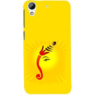 ifasho Modern Art Ganesh Back Case Cover for HTC Desire 626