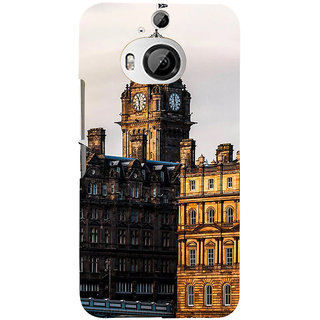 ifasho Historic Place of kolkata Back Case Cover for HTC ONE M9 Plus