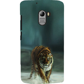 ifasho Leopard resting Back Case Cover for Lenovo K4 Note