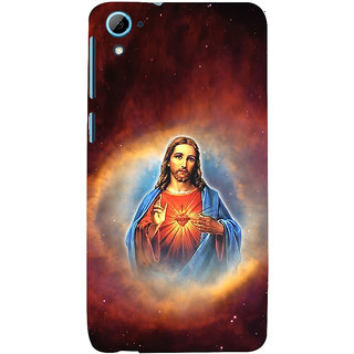 ifasho Jesus christ  Back Case Cover for HTC Desire 826