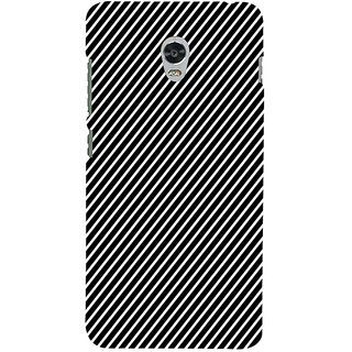 ifasho Design lines pattern Back Case Cover for Lenovo Vibe P1