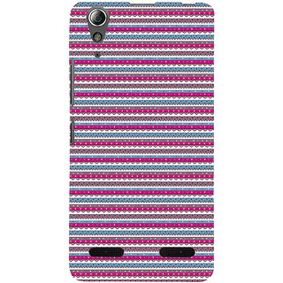 ifasho Animated Pattern colrful 3Daditional design Back Case Cover for Lenovo A6000 Plus