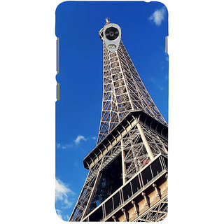 ifasho Effile Tower Back Case Cover for Lenovo Vibe P1
