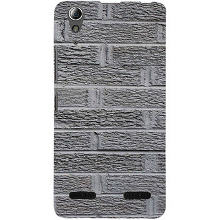 ifasho Brikcs Modern Design Back Case Cover for Lenovo A6000 Plus