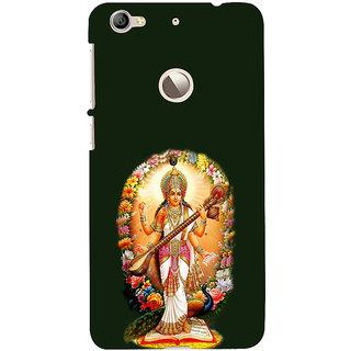 ifasho Goddess Saraswati  Back Case Cover for LeTV 1S